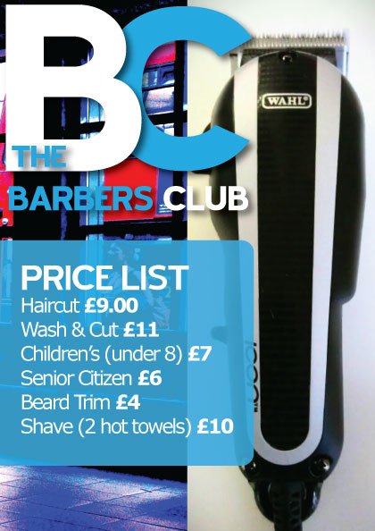 The Barbers Club - Hammersmith Barbers W6